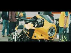 Yamaha Dealer Built VMAX 'The V-Speed' by Liberty Yam — urdesignmag