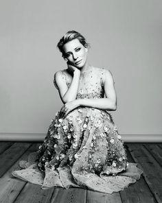 Cover Girl: Cate Blanchett for Harper's Bazaar UK Magazine   Tom ...