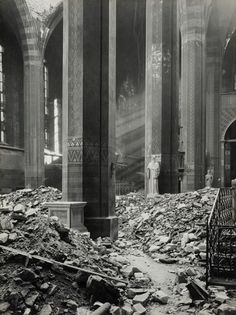 Josef Sudek: Topography of Ruins Santa Lucia, Face Photography, Vintage Photography, In Praise Of Shadows, Sainte Cecile, Josef Sudek, Karl Blossfeldt, Old Paintings, Famous Photographers