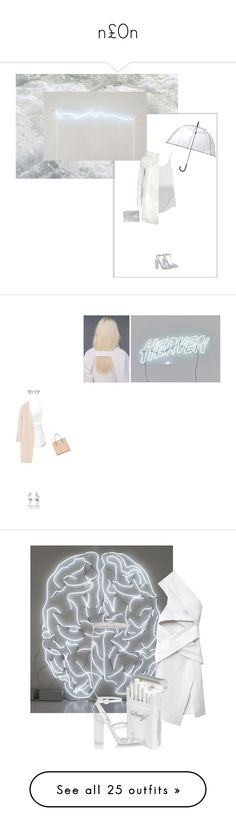"""""""n£0n"""" by furhious ❤ liked on Polyvore featuring Alexander Wang, Maison Margiela, Kova & T, Helmut Lang, Jil Sander, Totes, Opening Ceremony, By Malene Birger, Jeffrey Campbell and Linda Farrow"""