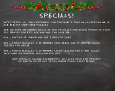 Looking for that perfect holiday gift for someone....or that perfect gift just for you? Check out our December specials!  http://ambiancetanespresso.com/specials1.html