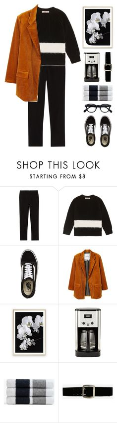 """""""Untitled #275"""" by fanfanfann ❤ liked on Polyvore featuring Gérard Darel, Marni, Vans, MANGO, Cuisinart, James Perse and Express"""