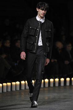 Givenchy Men's RTW Fall 2013 - Slideshow - Runway, Fashion Week, Reviews and Slideshows - WWD.com