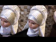 Özel Gün Şal Bağlama Modeli  | Hairdesign &Makeup | Belgin Uruk - YouTube