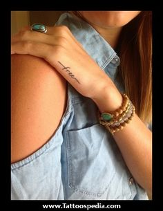 side wrist tattoos - Google Search