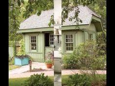 Building A Garden Shed - Sheds For Home - Garden Shed Basics