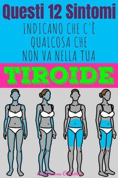 12 sintomi dei disturbi della tiroide - EvoluzioneCollettiva Fitness Works, Yoga Fitness, Natural Cold Remedies, Herbal Remedies, Health And Wellness, Health And Beauty, Health Fitness, Mental Health, Health Care
