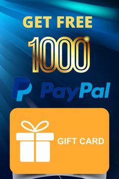 Gift Card Deals, Paypal Gift Card, Visa Gift Card, Gift Card Giveaway, Itunes Gift Cards, Free Gift Cards, Free Gifts, Paypal Hacks, Free Gift Card Generator