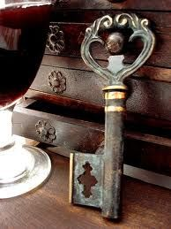 Keys & Locks:  Skeleton #key.