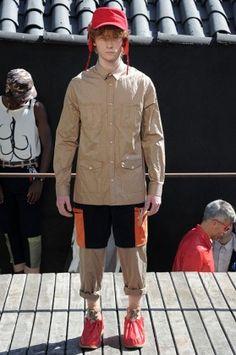 Coleção Herchcovitch;Alexandre Primavera/Verão 2011/12 / Masculino   Herchcovitch; Alexandre