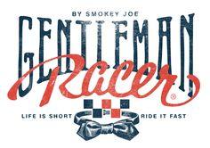 Gentleman Racer by Alex Ramon Mas