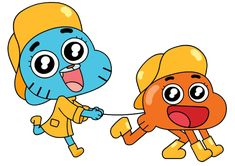 You Will not resist the Cuteness of the pets. Gumball & Darwin (c) The Amazing World of Gumball Cutie Pets Amazing Gumball, Lost Boys Peter Pan, Desenhos Cartoon Network, Cute Disney Drawings, Harry Potter Drawings, Friends Wallpaper, World Of Gumball, Bizarre, Gumball Machine