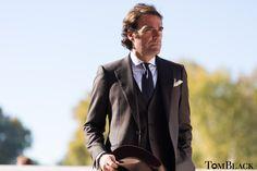 #TomBlack #TomBlackStyler #TomBlackStyle #Sevilla #mystyle #menswear #detail #suit #tie #hat