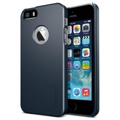 Spigen iPhone 5/5s Ultra Fit A Metal Slate