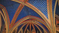 Saint Chapelle, Bourbon Lilly, Paryż