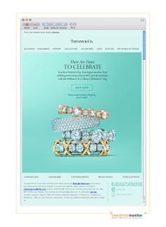 Brand: Tiffany & Co. | Subject: Brilliant Gifts to Celebrate Mother's Day