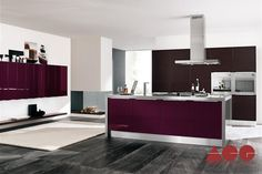 Kitchen City, stylish and brilliant in your home.   #ArredoCasaGroup #KitchenCity #Kitchen #MadeInItaly