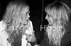 hippy? grunge? goth? emo? who cares we are all the same and never gonna change