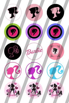 Shop for barbie on Etsy, the place to express your creativity through the buying and selling of handmade and vintage goods. Barbie Theme Party, Party Themes, Party Ideas, Free Barbie, Character Wallpaper, Sanrio Hello Kitty, Cute Food, Peppermint, Iphone Wallpaper
