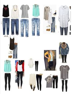 Wardrobe Outfits