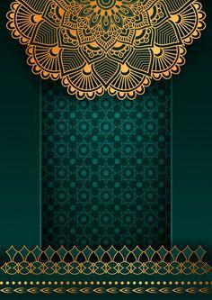 Wedding Background Images, Luxury Background, Retro Background, Textured Background, Indian Wedding Invitation Cards, Wedding Invitation Background, Mandala Design, Mandala Art, Ramadan Background