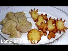 Lomo a la manzana con Monsieur Cuisine Plus - YouTube