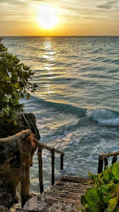 High tide in Zanzibar.... - Claudia Farolfi - Google+