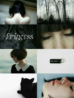 Agatha of Woods Beyond  [School for Good and Evil] aesthetic