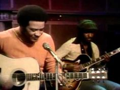 """Here's a great video of Bill Withers playing his oh-so-popular and groovy tune """"Use Me."""""""