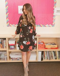 Fall Looks 2.8 - The Teacher Dress Code