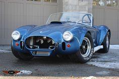 Legendary Motorcar Company | | Original 1965 Shelby Cobra 427 Factory S/C