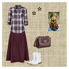 """""""Simple yet effective"""" by georgia-girl15 ❤ liked on Polyvore featuring Full Tilt, Dockers by Gerli and Marc by Marc Jacobs"""