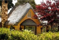 Daisy Pink Cupcake: The Fairytales Of Carmel Cottages
