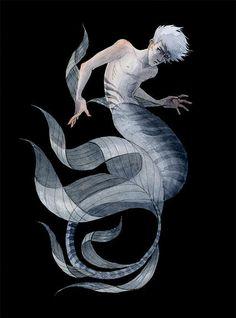 Weekly Mermaid Project by Renee Nault || The Dancing Rest    https://www.dancingrest.com/2015/02/24/weekly-mermaid-project-by-renee-nault/