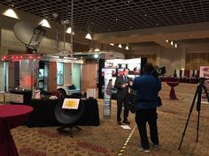 ABC Nightly News is filming Mobil Satellite Technologies at the Governors Hurricane Conference in FL booth F. Tune in and check us out tonight! http://www.mobilsat.com