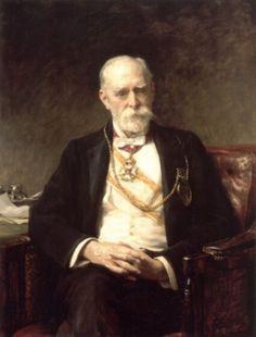 Sir Edward Poynter by Arthur Stockdale Cope