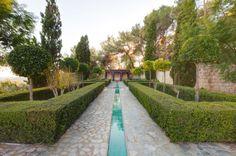Arabic Style Villa Ibiza Holiday Home Garden