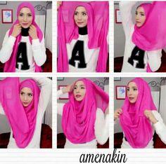 Amenakin easy hijab