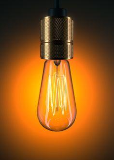 teardrop bulb