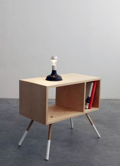 chuck routhier . occasional table   A R T N A U