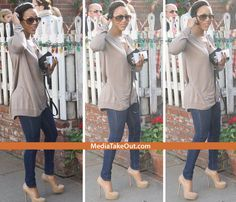 Megan Goode...Simple Outfit