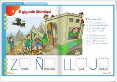 """Unidad 4 de Lengua de 1º de Primaria"" Editorial, Map, Ideas, Interactive Activities, First Grade, Unity, United States, Maps, Thoughts"