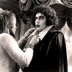 How to be like Dr. Frank N. Furter???