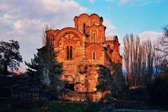 A beautiful church in Skopje