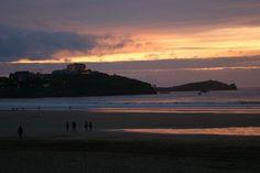Tolcarne Beach | Sunset