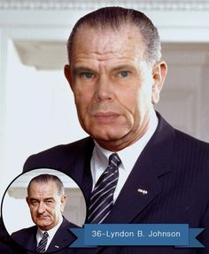 IF I WERE PRESIDENT LYNDON B. JOHNSON - Today we discussed if I were President Lyndon B. Johnson. To read more about my project and to see the past recreated Presidents please click the visit link above. And if you really enjoy it please share this fun, educational and creative project. Thanks