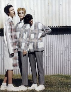 Photographed by Jamie Hawkesworth for i-D Fall 2013.