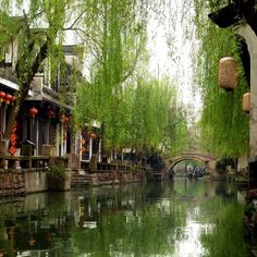 Zhouzhuang, China #poolsoftupelo #swimmingpoolsoftupelo
