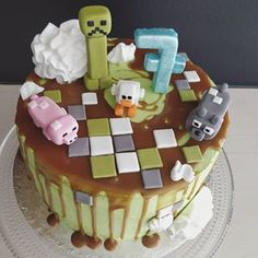Image may contain: food Berry, Minecraft, Birthday Cake, Baking, Desserts, Image, Food, Tailgate Desserts, Deserts
