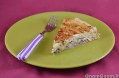 Torta salata melanzane e ricotta | Le ricette di GnamGnam